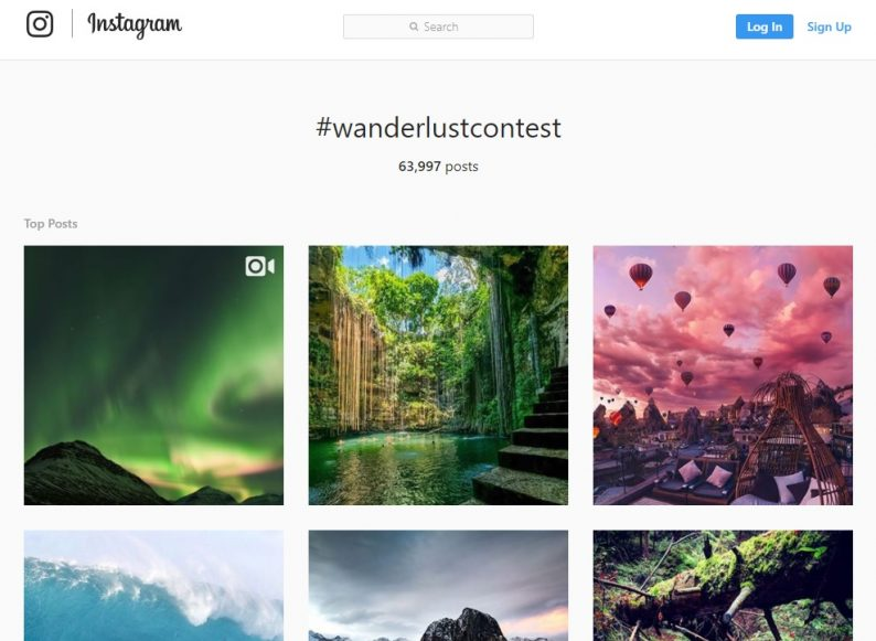 Why marketing contests should focus on user generated content, not just email addresses