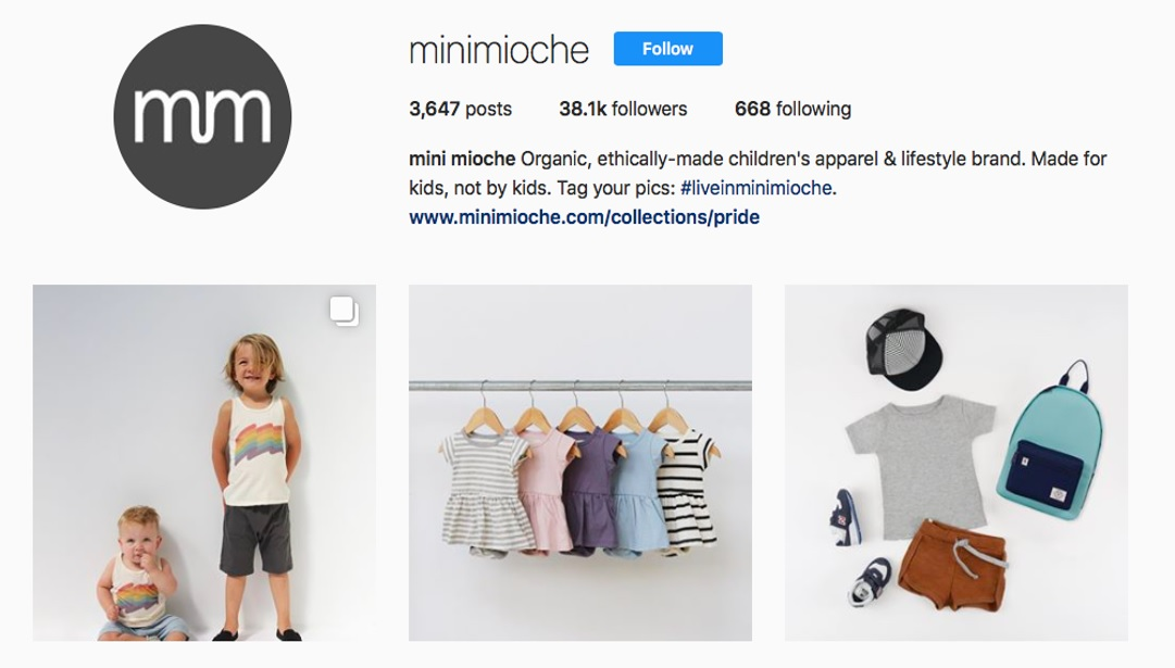 minimoiche Instagram