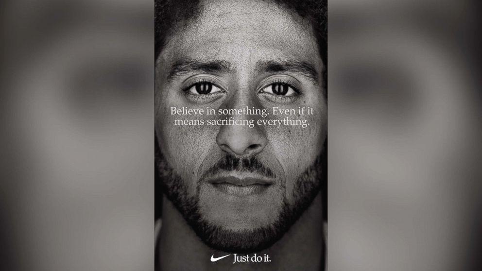 Nike Kaepernick campaign