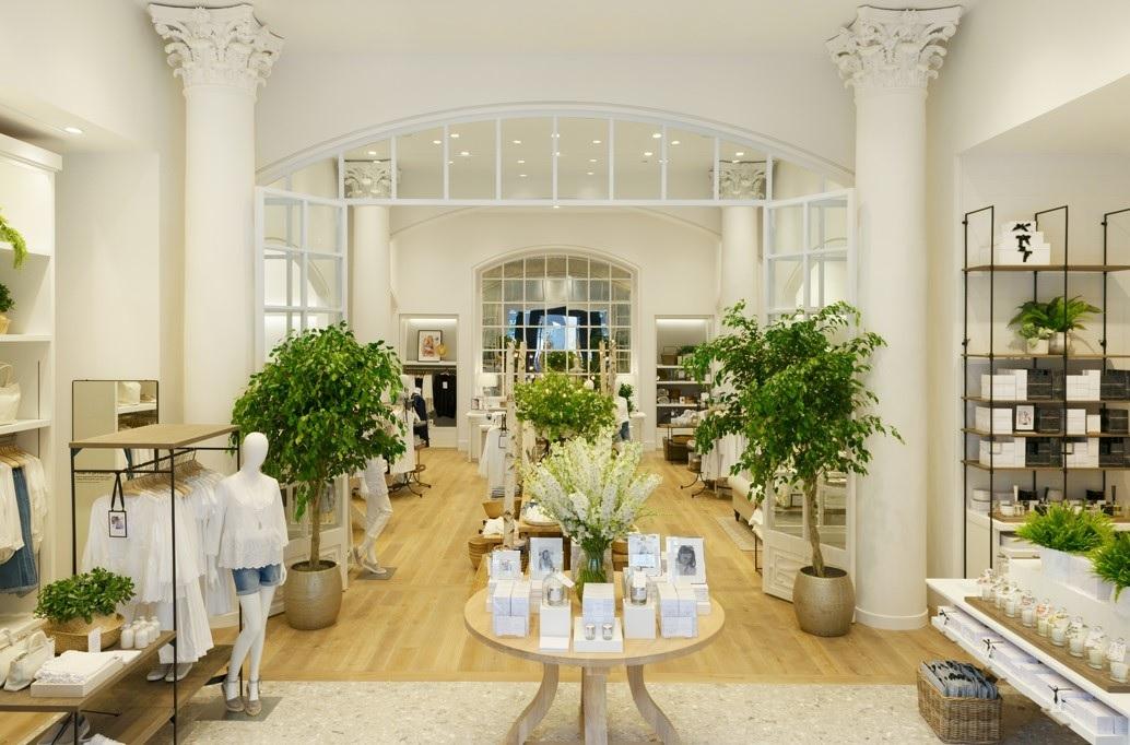 The White Company store