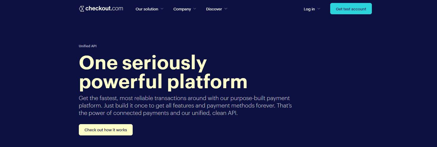 checkout.com website