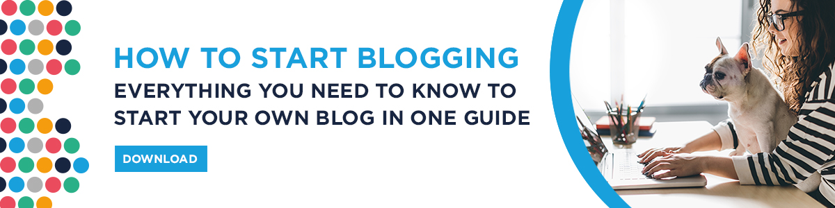 Beginner's guide to blogging