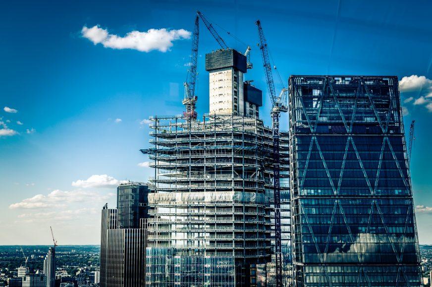 city construction site