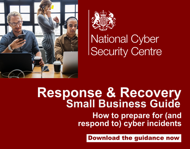 Learn more about the NCSC
