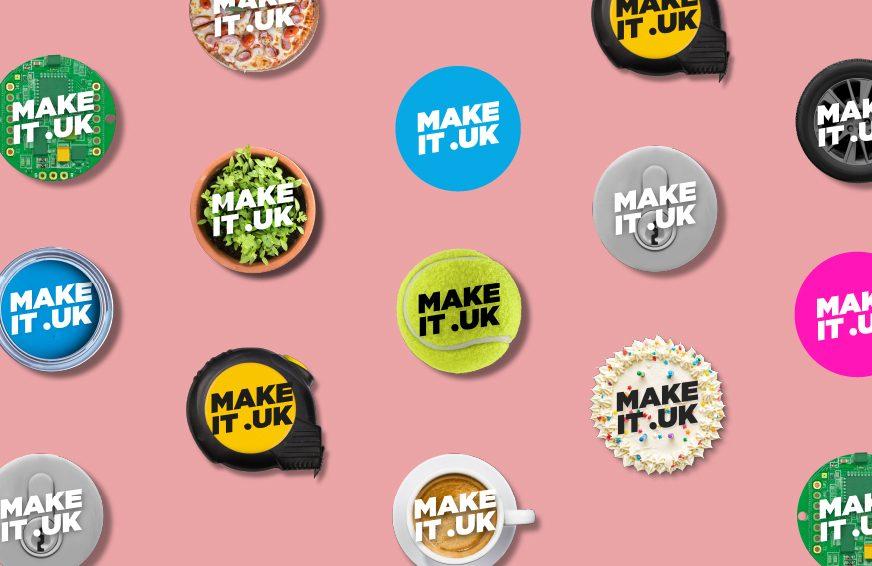 Make it .UK blog header